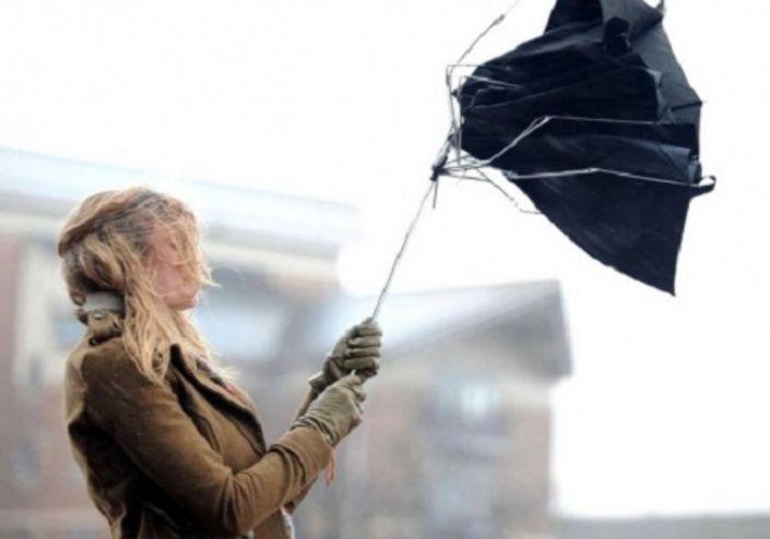 Тольяттинцев предупредили о сильном ветре в ближайшие сутки