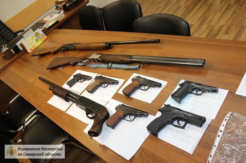 В России собрались изменить правила оборота оружия