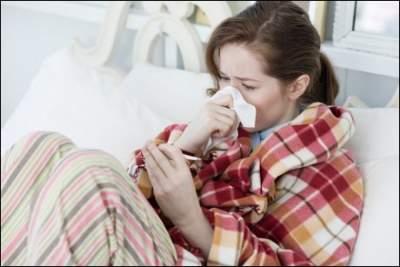 Как помочь организму при первых признаках простуды