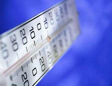 В Самарской области температура воздуха будет колебаться от +1 до -15.