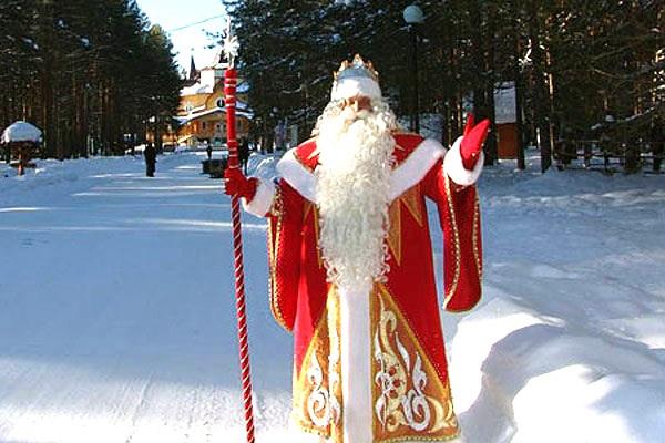 «Чудесного нового года»: Главный Дед Мороз России прибудет в Тольятти 22 декабря