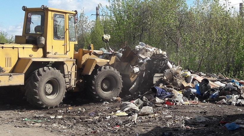 Власти ликвидируют свалки в Тольятти и просят горожан не мусорить