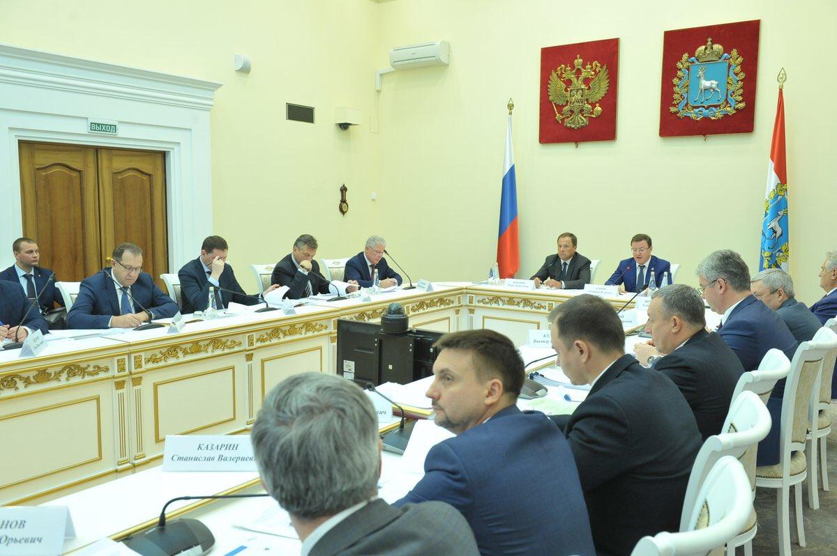 Игорь Комаров: Самарская область готова к участию в реализации нацпроектов