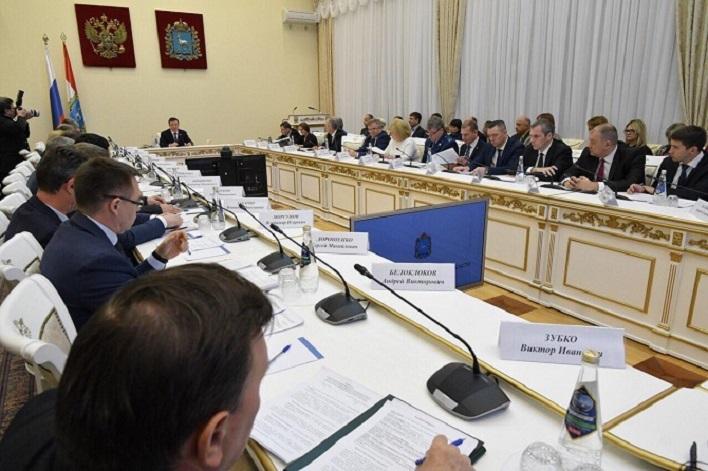 В правительстве региона обсудили ситуацию с тольяттинскими обманутыми дольщиками