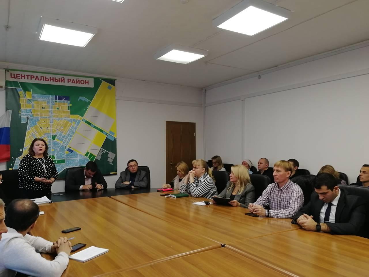 Управляющие микрорайонами Тольятти рассказали о своей работе