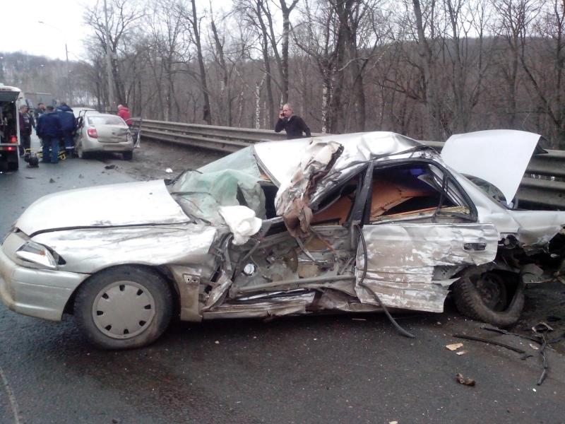 Осужден водитель грузовика, устроивший под Тольятти страшное ДТП с погибшей женщиной