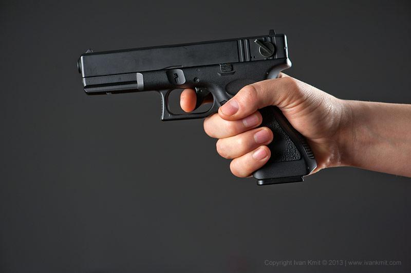 Ссора двух тольяттинцев на улице закончилась стрельбой