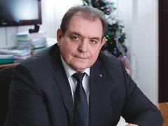Сергей Анташев поздравил тольяттинцев с Новым годом и Рождеством