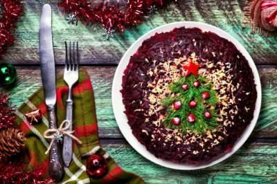 Диетолог поделилась главными правилами составления новогоднего меню