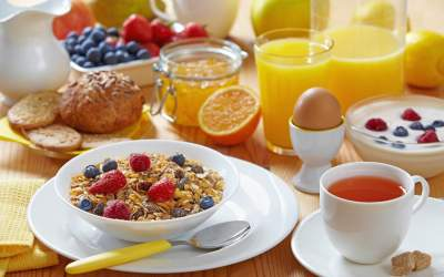 Двухразовое питание признали полезным для здоровья