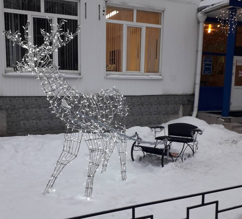 В Тольятти назвали победителей конкурса «Чудесного нового года!»