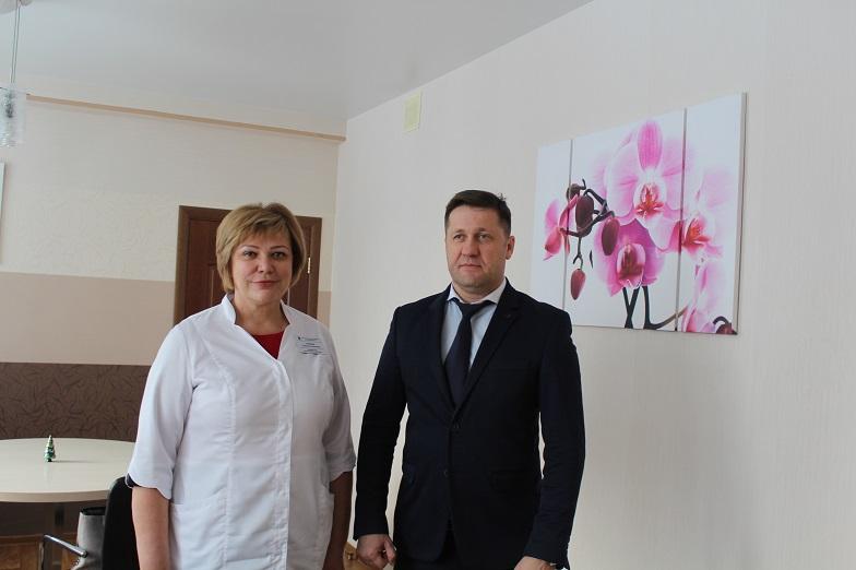 Маленькие пациенты Тольятти получают помощь на новом оборудовании