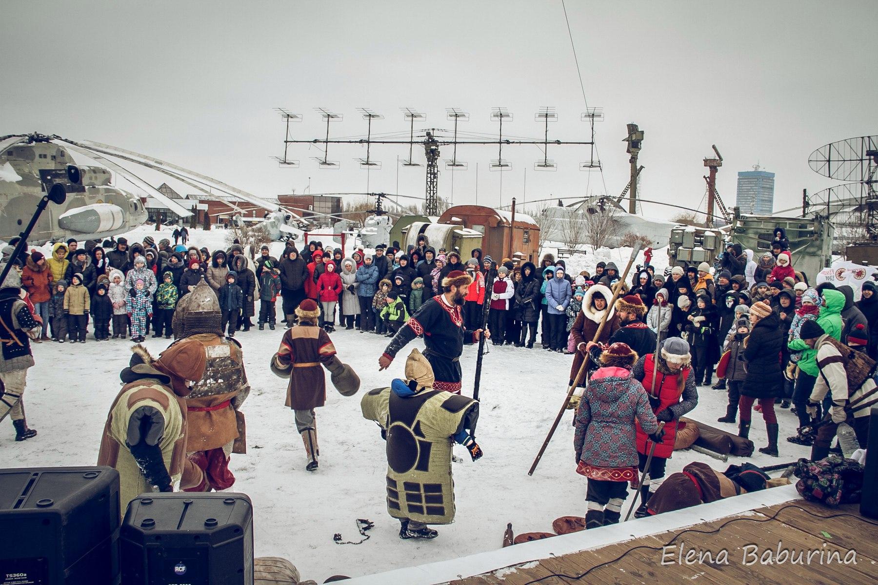 Тольяттинцев приглашают на «Рождественские манёвры 2019»