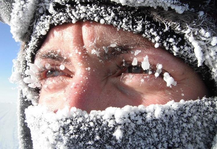 В новогоднюю ночь в Самарской области температура опустится до -20 градусов