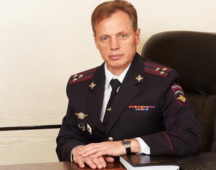 Региональное управление ГИБДД возглавил полковник из Тольятти