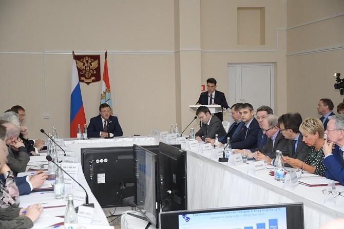Дмитрий Азаров провел совет по культуре