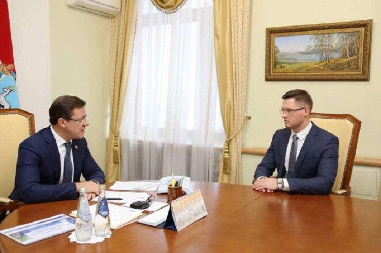 Назначен новый министр строительства Самарской области