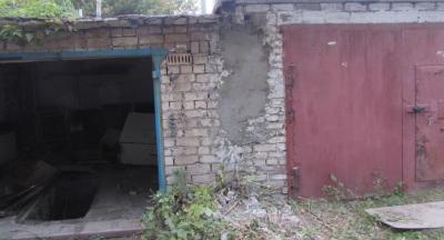В Жигулевске вор пробил стену гаража, чтобы украсть металл