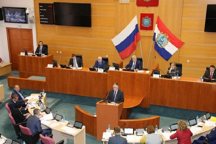 Бюджет Самарской области на 2019 год принят во втором чтении