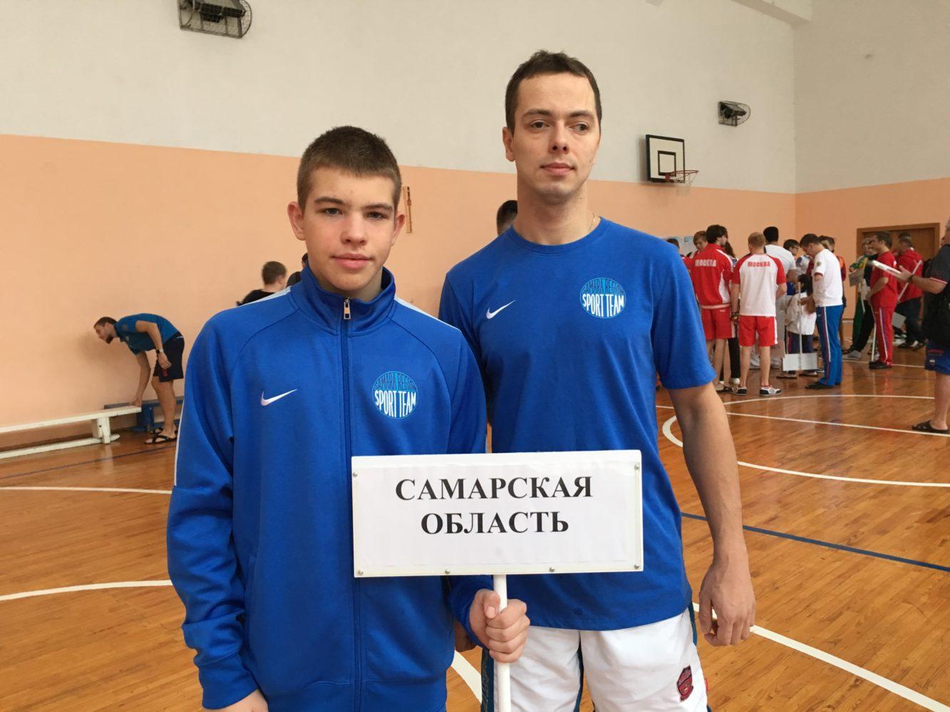 Тольяттинец Сергей Сухарев выиграл Кубок России
