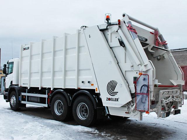 Власти Тольятти объяснили, как будет формироваться сумма платежа за вывоз мусора с 1 января