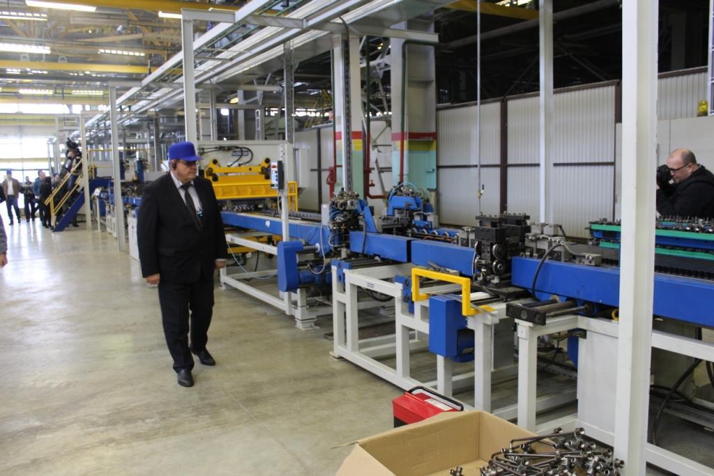 В Тольятти открылось производство радиаторов отопления