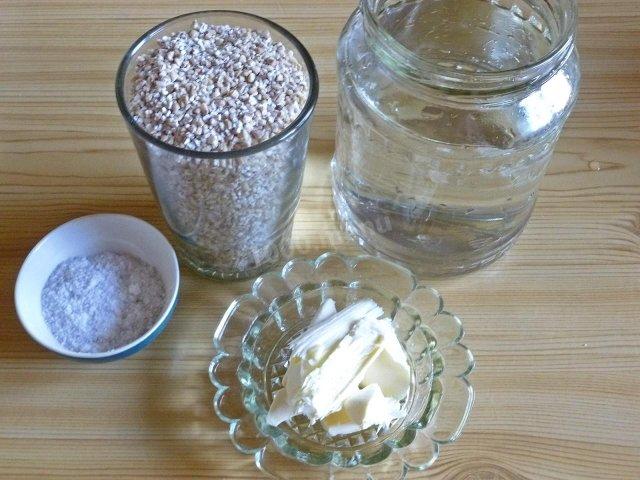 Как варить ячневую кашу на воде рассыпчатую